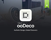 ooDeco redesign conpect