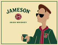 Jameson Irish Whiskey | Illustration
