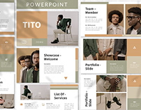 Tito Business Presentation Templates