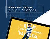 Campanha Online/ Uninorte