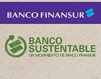EcoMonstruos Banco Finansur
