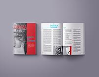 Design d'Édition // Magazine culturel
