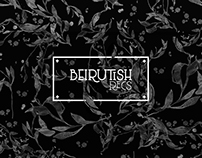 Beirutish Records / Logo & EP Covers