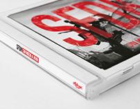 SFDK - Sin Miedo a Vivir | CD Cover Album