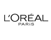Web Banners - L'Oreal Paris