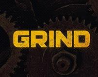 Grind Typeface