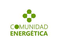 Comunidad Energética visual identity