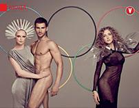 The Olympians Viva Ukraine