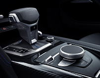 R8 Interior FULL CGI
