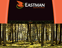 Eastman Outdoors Graphic Design Work