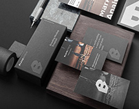Blackstone Branding Mockup Vol. 1