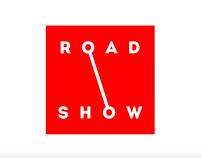 Альфа Банк: айдентика конференции Road Show 2017