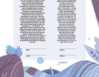 Ketubah Design - Jerusalem (COPY)