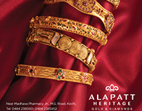 Product photography for Alapatt Heritage