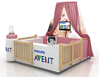 AVENT Booth