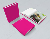 Diary Design   Corporate Dairy   ZONG 4G A NEW DREAM