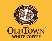 Advertising - Old Town White Coffee
