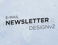 E-Mail Newsletter Design v2