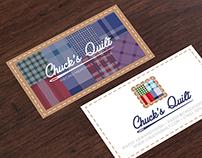 Chuck's Quilt Branding & Logo Development