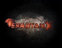 Spartan X (2015) - Logo design and animation