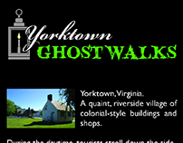Yorktown Ghost Walks Graphics