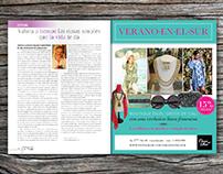 Magazine Ad- fashion Boutique
