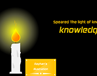 Spread the light of knowledge