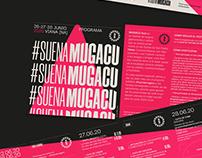#SuenaMugacu