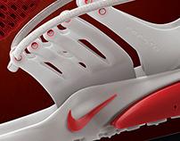 Nike Presto | 3D | 3