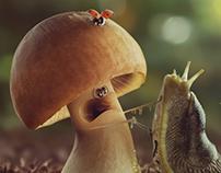 Mushroom / Slug