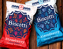 Biscotti Packaged Treats