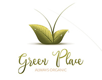 Green Place - Logo Design