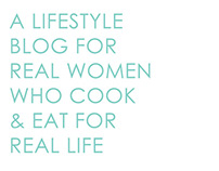 Real Women Cook Logo and Branding