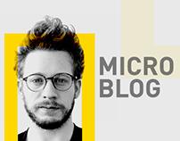 Micro Traveller Blog