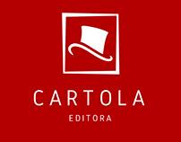 Logomarca Cartola Editora