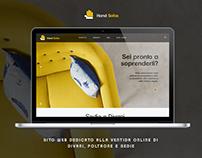 Hand Sofas Web Site