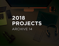 2018 PROJECTS ARCHIVE 14