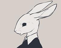 Illustration - the hare