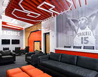 Syracuse University | Men's Basketball Lounge