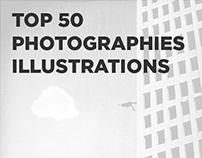 50 Top Photos & Illustrations