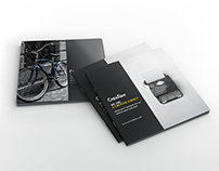 Creative Agency - Square Portfolio Brochure