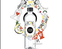 Flow Ramadan Season Bottle Design