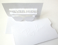 Pop Up Ray Ban