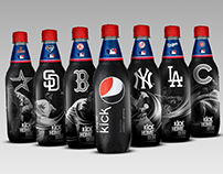 PEPSI KICK MLB COLLECT