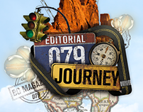 BG MAGAZINE - 079 - JOURNEY / gráfica