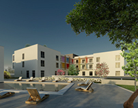 2013 - Luxury nursing home in Capaci (PA) - Italy