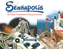Sensapolis - Indoor park
