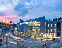 Seton Hill: Performing and Visual Arts Center