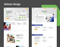 VKlass - Branding and Website Design