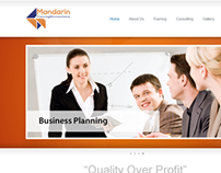 Mandarin Training Website